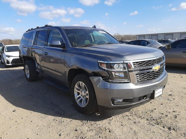 Chevrolet Suburban K salvage cars for sale: 2019 Chevrolet Suburban K