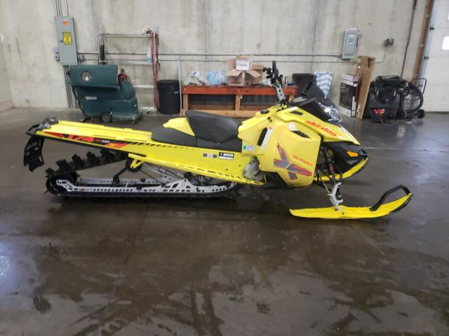 Skidoo salvage cars for sale: 2015 Skidoo Summit