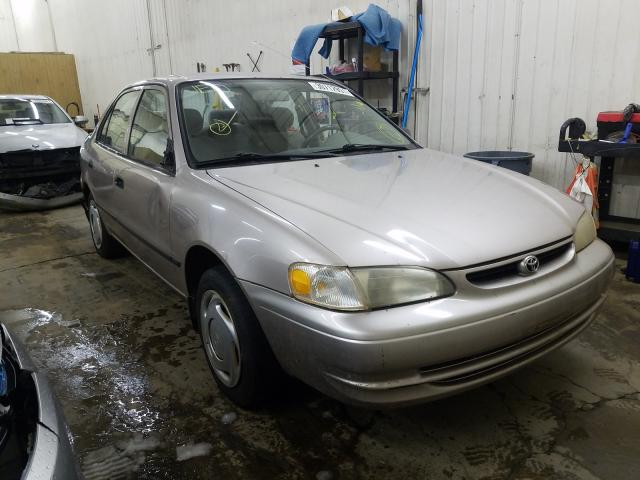 2000 TOYOTA COROLLA VE - Other View