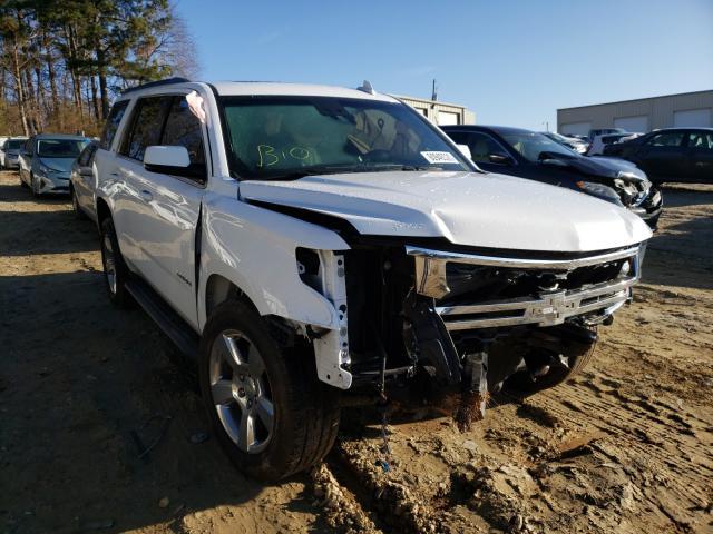 2018 Chevrolet Tahoe C150 en venta en Gainesville, GA