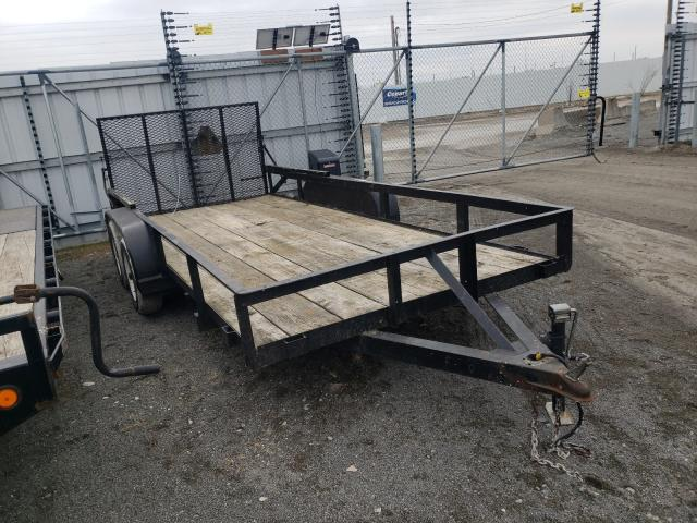 Homemade Trailer salvage cars for sale: 1987 Homemade Trailer