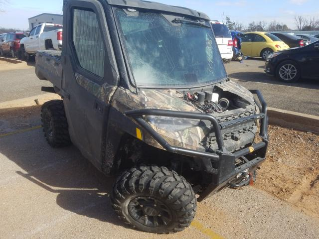 Salvage cars for sale from Copart Oklahoma City, OK: 2020 Polaris Ranger XP