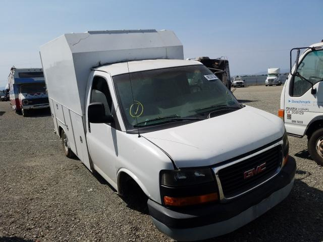 Salvage cars for sale from Copart Vallejo, CA: 2004 GMC Savana CUT