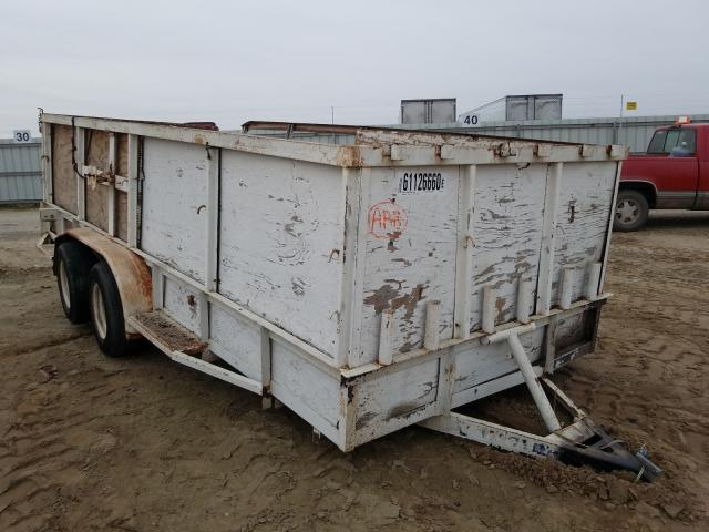 2005 Falc Trailer for sale in Fresno, CA