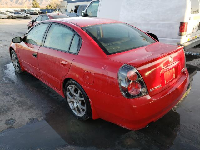 2005 NISSAN ALTIMA SE - Right Front View