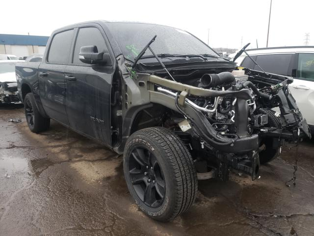 Vehiculos salvage en venta de Copart Woodhaven, MI: 2021 Dodge RAM 1500 BIG H