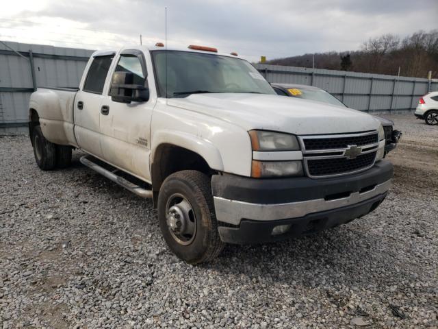 Salvage trucks for sale at Prairie Grove, AR auction: 2007 Chevrolet Silverado