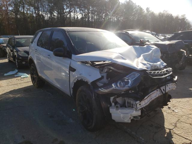 Salvage 2015 LAND ROVER DISCOVERY - Small image. Lot 30913591