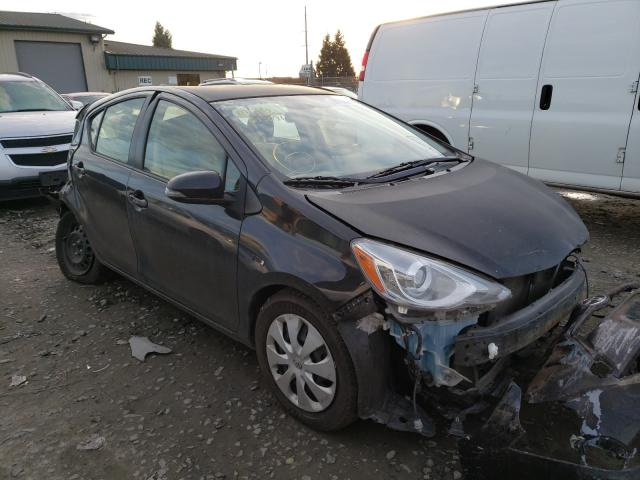 Salvage cars for sale from Copart Eugene, OR: 2015 Toyota Prius C