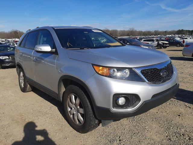 Salvage cars for sale from Copart Conway, AR: 2011 KIA Sorento BA