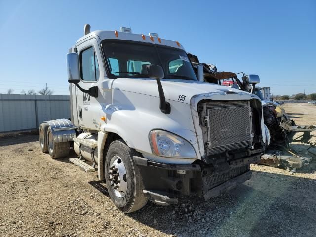 Salvage cars for sale from Copart Temple, TX: 2010 Freightliner Cascadia 1