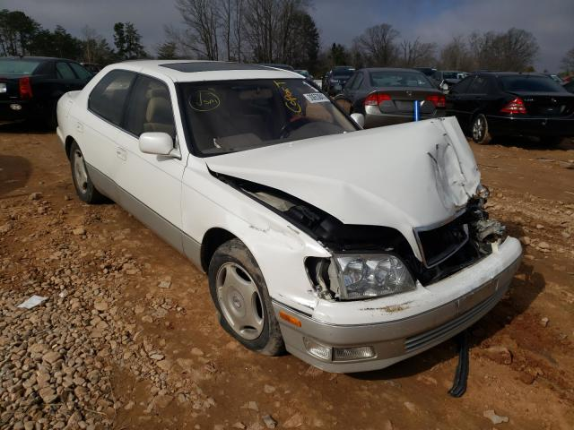 Lexus LS400 salvage cars for sale: 1999 Lexus LS400