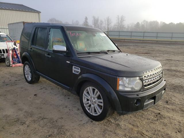 2012 Land Rover LR4 HSE for sale in Chatham, VA