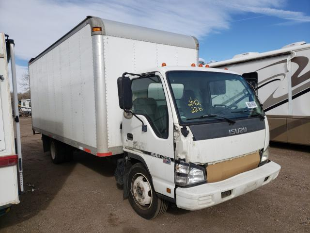 Salvage cars for sale from Copart Littleton, CO: 2007 Isuzu NQR