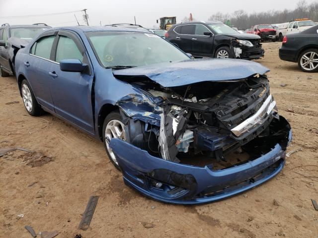 Salvage 2010 FORD FUSION - Small image. Lot 30881791