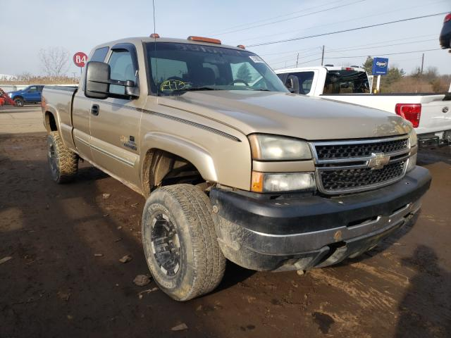 Salvage cars for sale from Copart Columbia Station, OH: 2007 Chevrolet Silverado