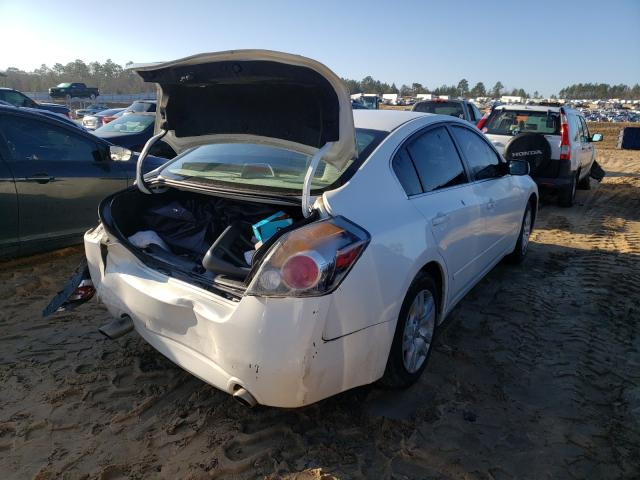 2012 NISSAN ALTIMA BAS - Right Rear View