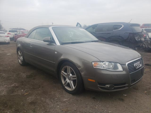 2007 AUDI A4 2.0T CA - Other View