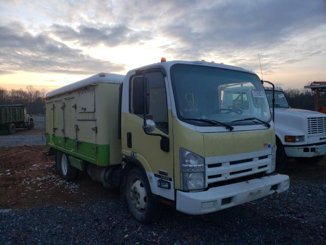 Salvage cars for sale from Copart York Haven, PA: 2010 Isuzu NRR
