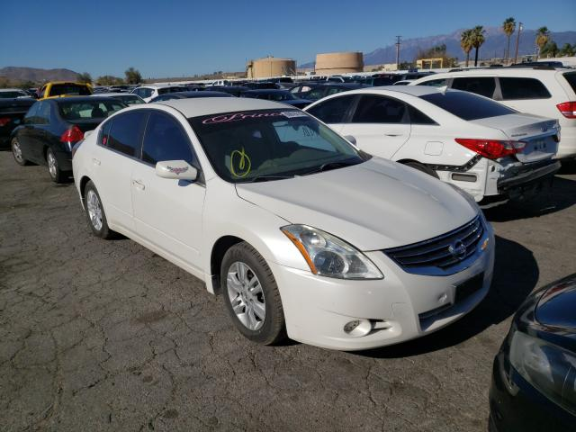 Salvage cars for sale from Copart Colton, CA: 2011 Nissan Altima Base
