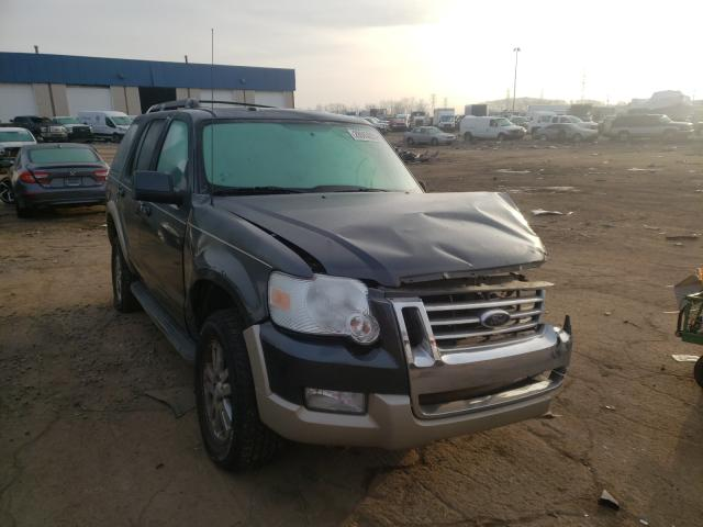 Salvage 2010 FORD EXPLORER - Small image. Lot 29943621