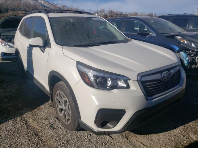 Salvage cars for sale from Copart Reno, NV: 2020 Subaru Forester P