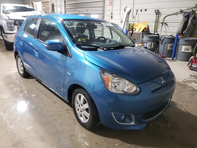 2015 Mitsubishi Mirage ES for sale in Des Moines, IA