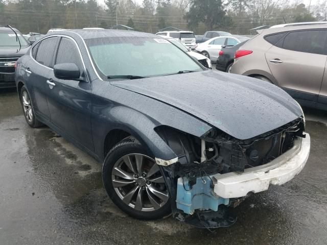 Infiniti M37 X salvage cars for sale: 2011 Infiniti M37 X