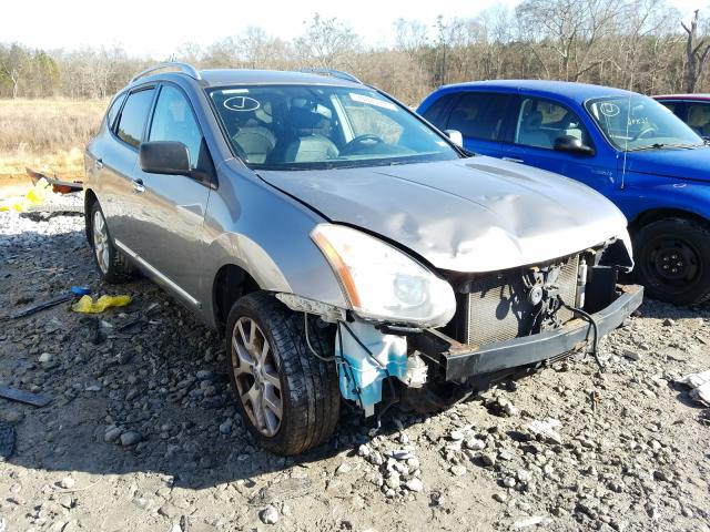 2012 NISSAN ROGUE S - Left Front View Lot 30885081.