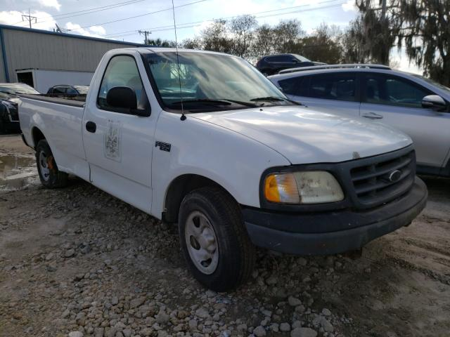 Salvage cars for sale from Copart Riverview, FL: 2003 Ford F150
