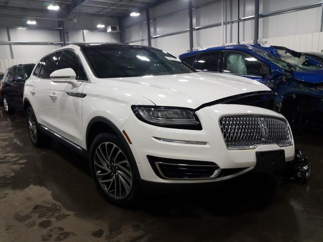 2020 LINCOLN NAUTILUS R - Other View