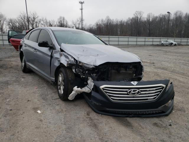 Salvage cars for sale from Copart York Haven, PA: 2017 Hyundai Sonata SE