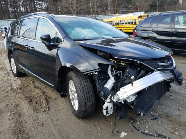 Salvage cars for sale from Copart Mendon, MA: 2020 Chrysler Pacifica T