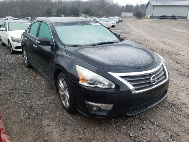 Salvage cars for sale from Copart York Haven, PA: 2015 Nissan Altima 2.5
