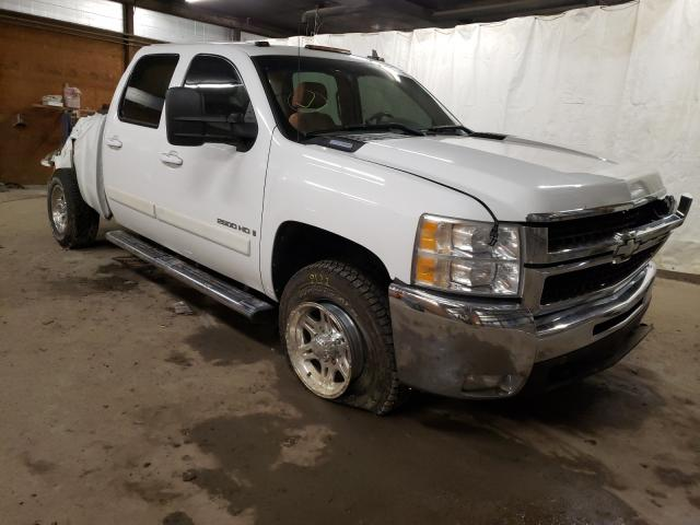 Salvage cars for sale from Copart Ebensburg, PA: 2008 Chevrolet Silverado