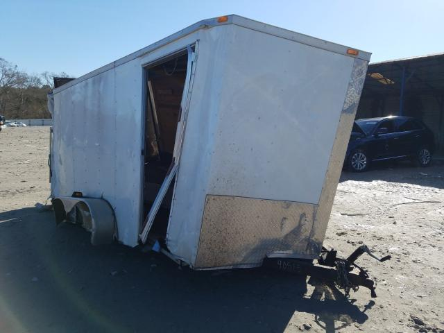 Southwind salvage cars for sale: 2019 Southwind Trailer