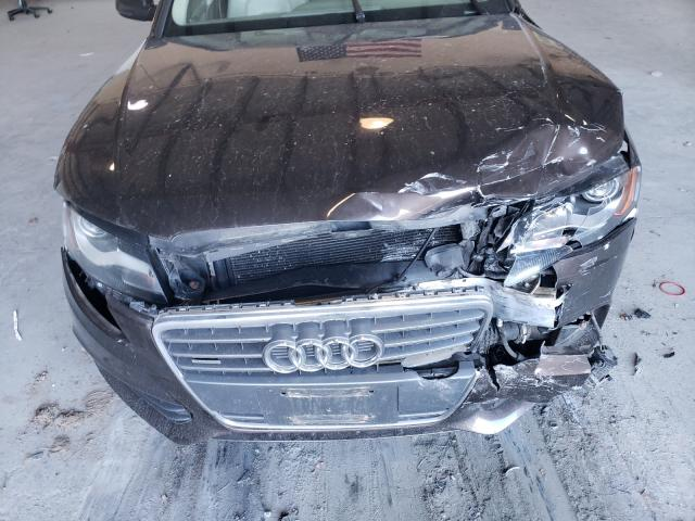 2011 Audi A4 | Vin: WAUFFAFL8BN006387