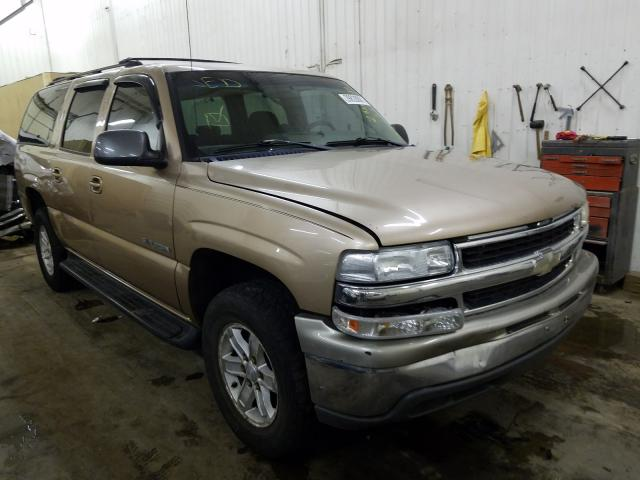 Chevrolet Suburban salvage cars for sale: 2000 Chevrolet Suburban