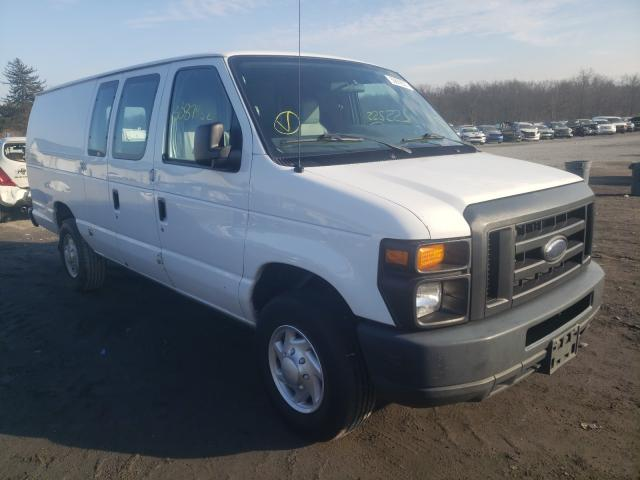 Salvage cars for sale from Copart Grantville, PA: 2012 Ford Econoline
