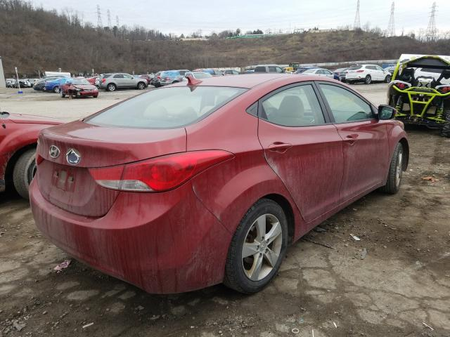 2011 Hyundai ELANTRA | Vin: KMHDH4AE4BU136070