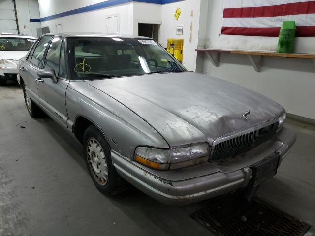 Salvage cars for sale from Copart Pasco, WA: 1996 Buick Park Avenue