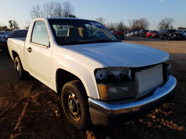Salvage cars for sale from Copart China Grove, NC: 2007 Chevrolet Colorado