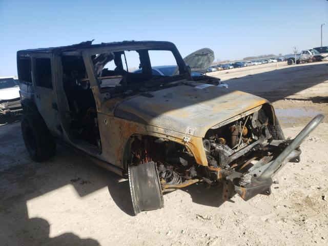Salvage cars for sale from Copart Temple, TX: 2016 Jeep Wrangler U