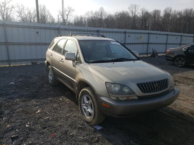 Salvage cars for sale from Copart York Haven, PA: 1999 Lexus RX 300