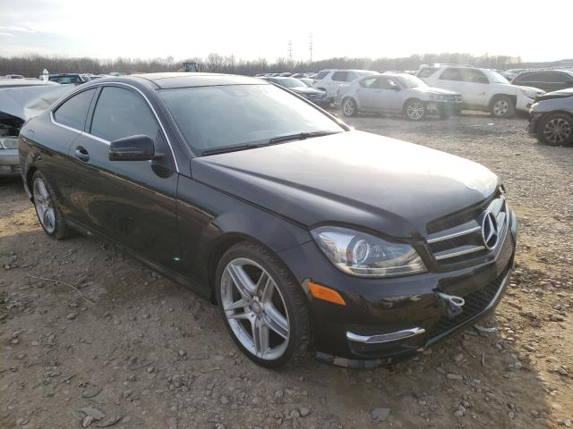 Salvage cars for sale from Copart Memphis, TN: 2015 Mercedes-Benz C 250