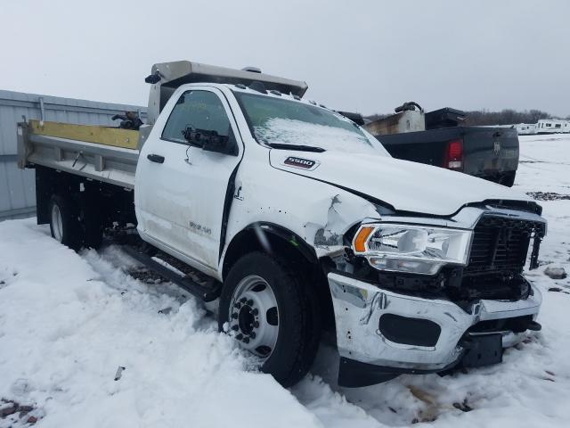 Dodge RAM 5500 salvage cars for sale: 2020 Dodge RAM 5500