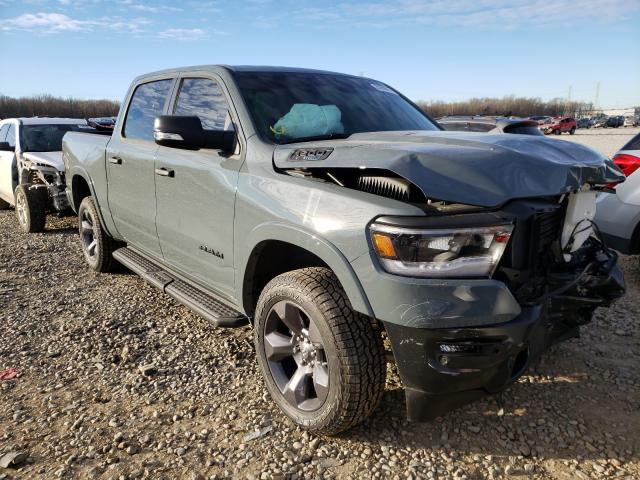 Dodge Vehiculos salvage en venta: 2021 Dodge RAM 1500 BIG H