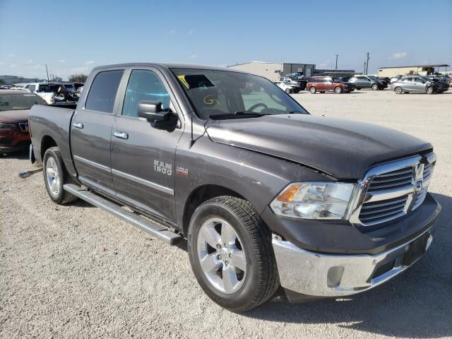Salvage cars for sale from Copart San Antonio, TX: 2015 Dodge RAM 1500 SLT
