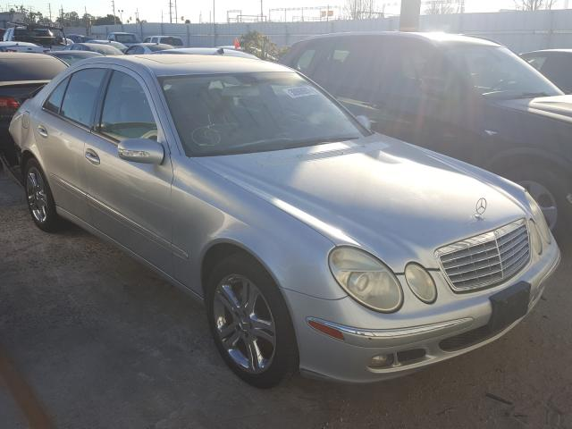 Vehiculos salvage en venta de Copart Wilmington, CA: 2006 Mercedes-Benz E 350