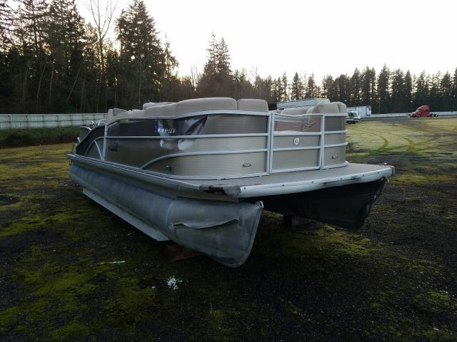 Sweetwater salvage cars for sale: 2016 Sweetwater Pontoon